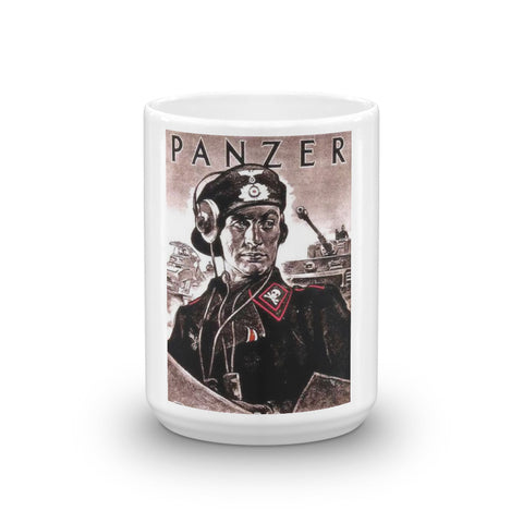 WW2 German Recruitment Poster Mug