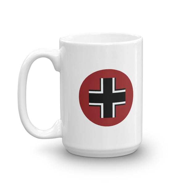 Axis & Allies German Roundel Mug