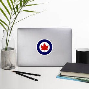 Axis & Allies Canadian Roundel Sticker