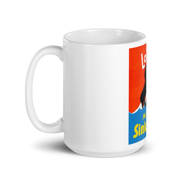 WW2 Allied Propaganda Poster Mug