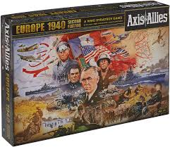 Wizards of the Coast Axis & Allies Europe 1940 2nd Edition