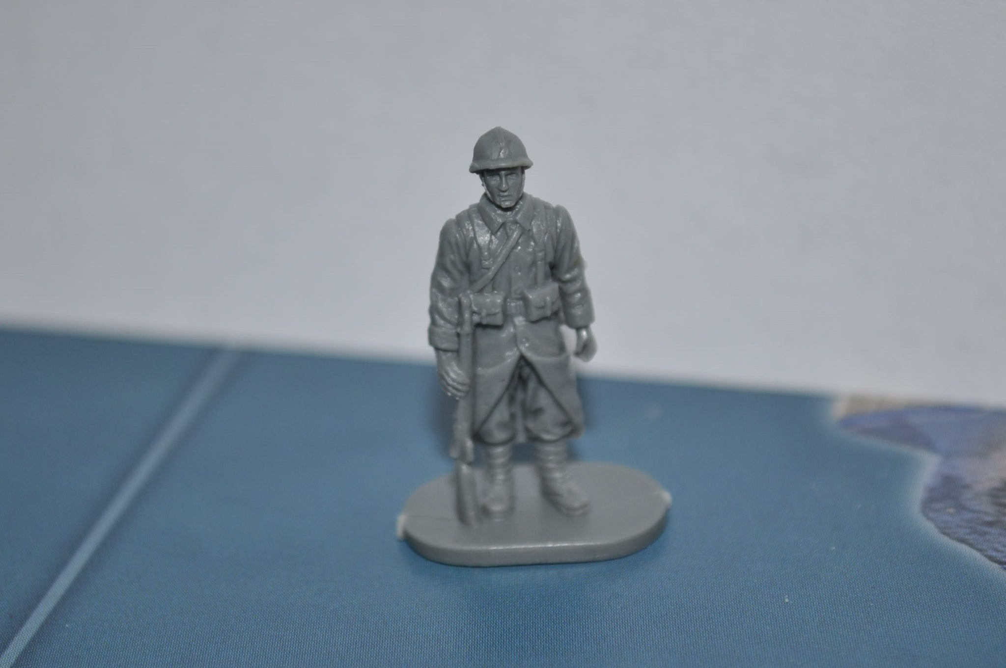 1/72 Caesar World War 2 French Army Soldier