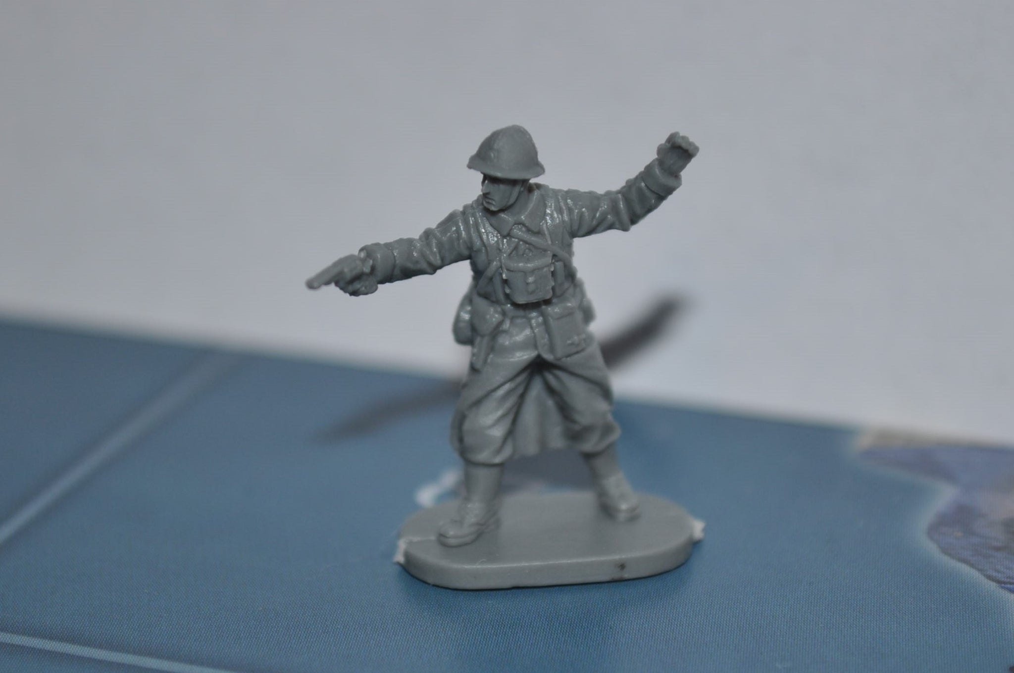 1/72 Caesar World War 2 French Army Commander