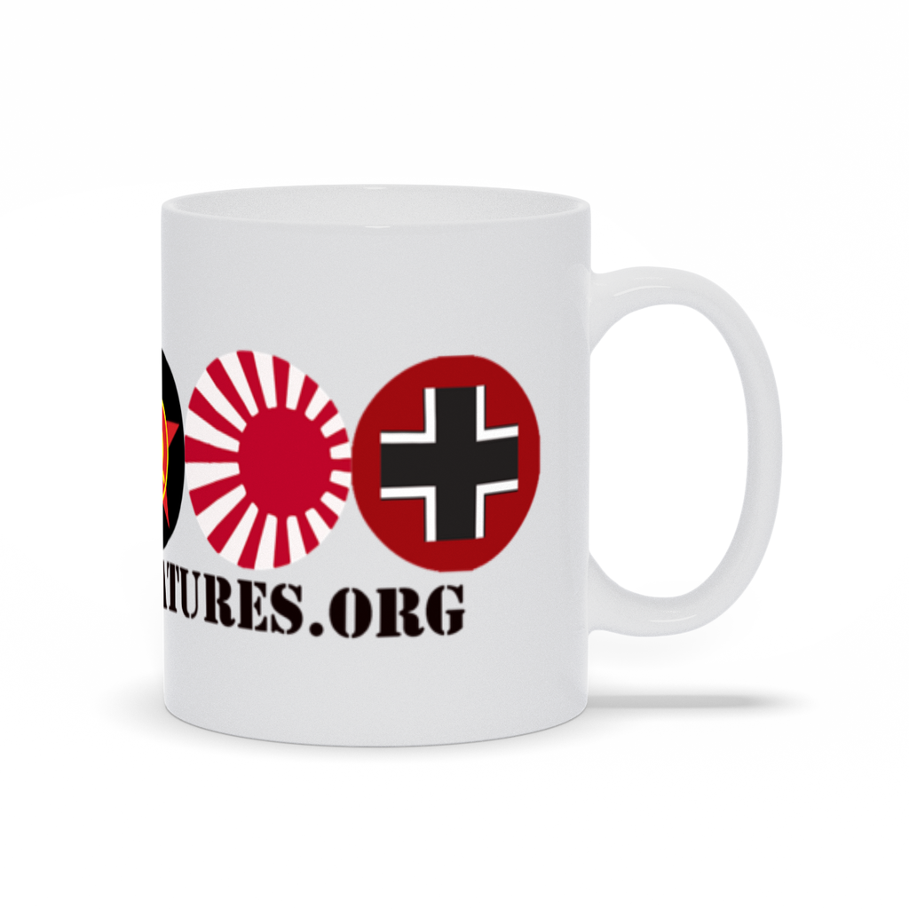 Axis & Allies Roundel Coffee Mug