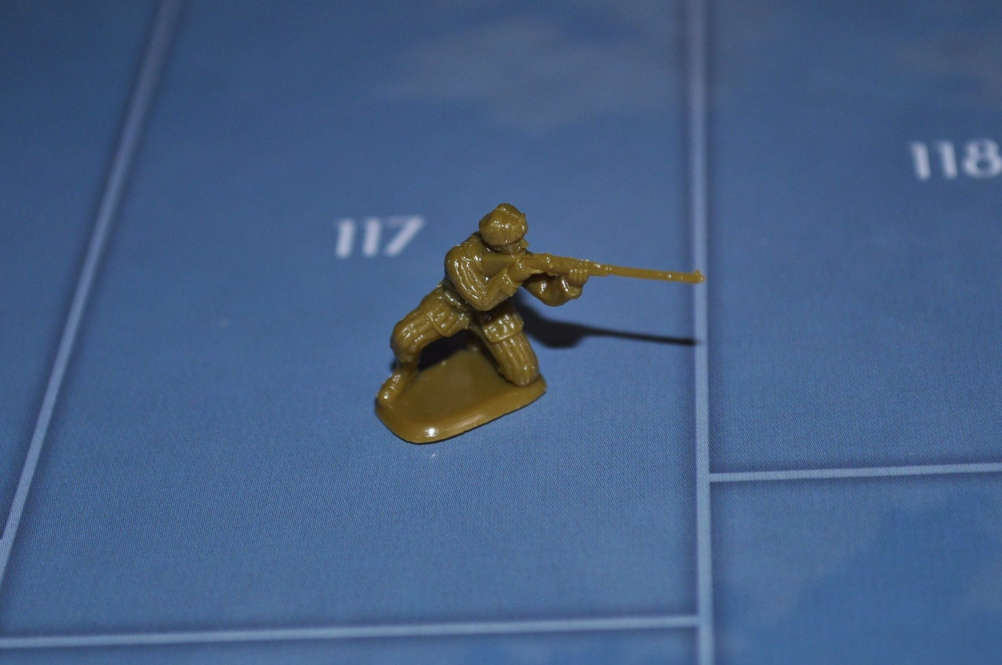 Pegasus 1/72 WWII Russian Infantry
