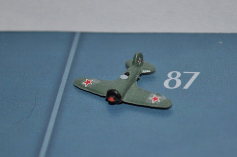 Custom Painted Russian Early War Fighter