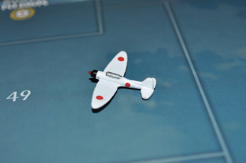"Custom Painted Japanese ""Val"" Tactical Bomber"