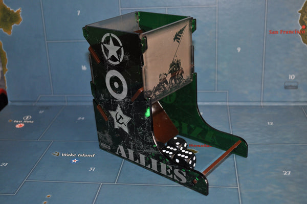 Axis & Allies Dice Tower