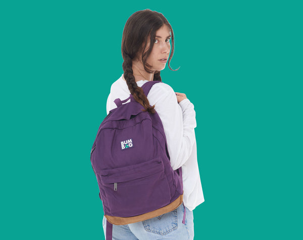[WHSPROMO] Scout Backpack Bumbag- Purple