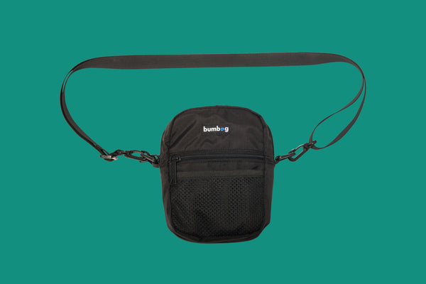 Shaolin BLUE Shoulder Bumbag