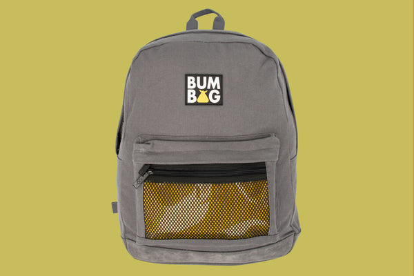 Twilliam Shakespear Scout Backpack Gray