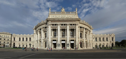 Burgtheater in Europe