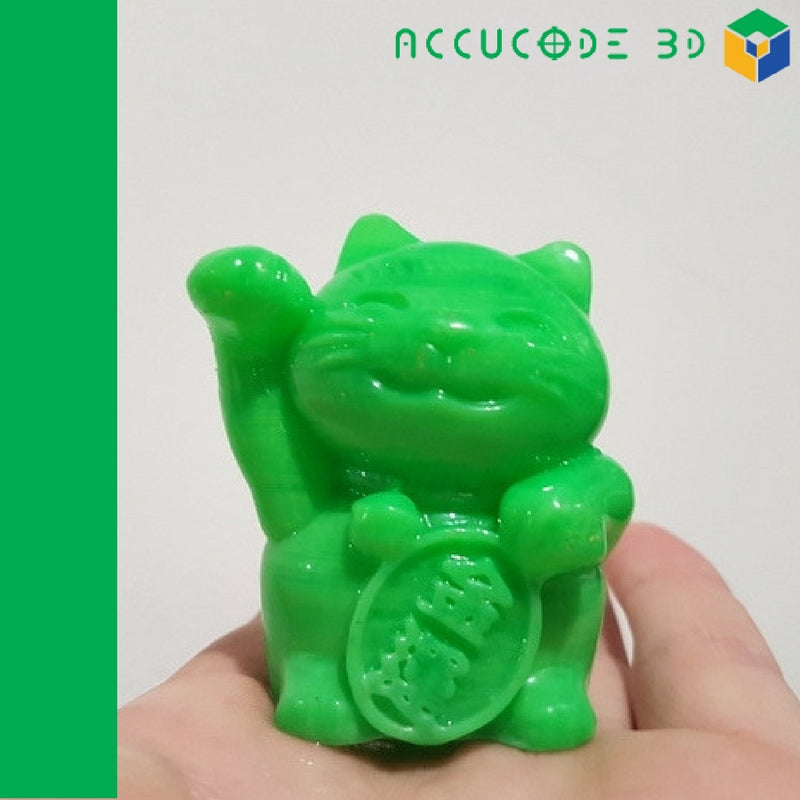 St. Patrick's Day 3D Printing Ideas Money Cat