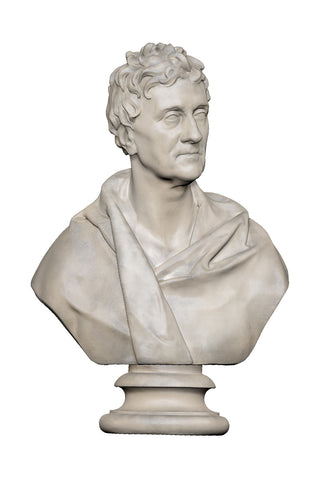 3D scan of Soane bust