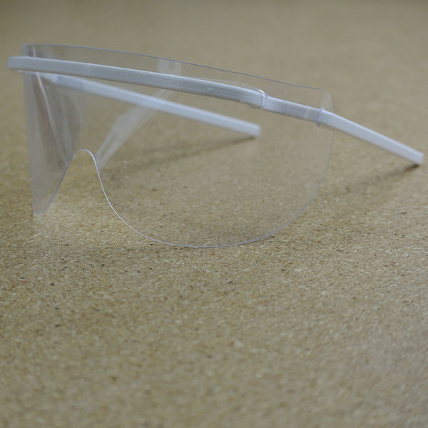 Reusable 3D Printed Protective Goggles 3-Pack (Not NIH Approved)