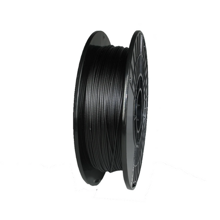 Push Plastic Carbon Fiber: ABS Filament