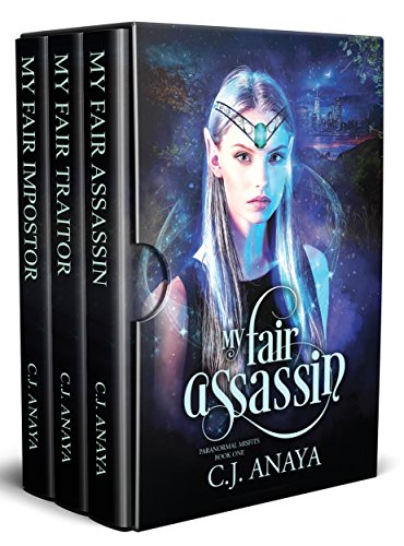 Paranormal Misfits Box Set Books 1-3: Allies Of The Fae Realm