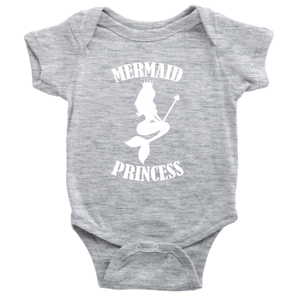 Mermaid Princess Onesie - For Your Mermaid in Training!