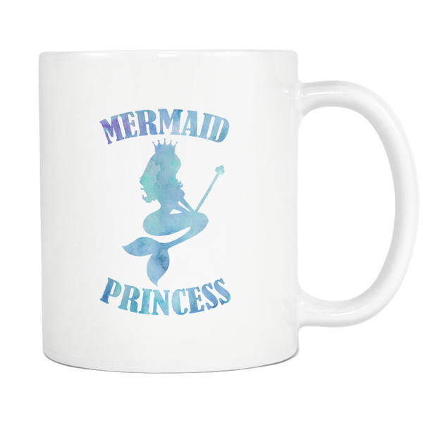 Mermaid Princess 11 oz. Coffee Mug