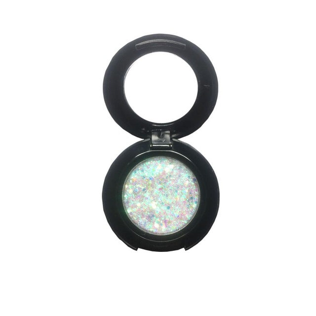 Mermaid Cream Highlighter with Iridescent Scales