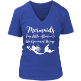 Women's Shirt - Mermaids Pay Little Attention To Shrimp FREE SHIPPING!