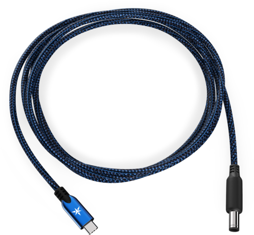 USB-C to 3mm DC Jack Charge Cable (2m)