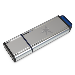 Star Drive USB 3.0 Metal Recovery Drive 8GB