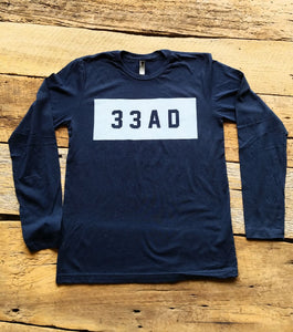 33AD Long Sleeve Shirt