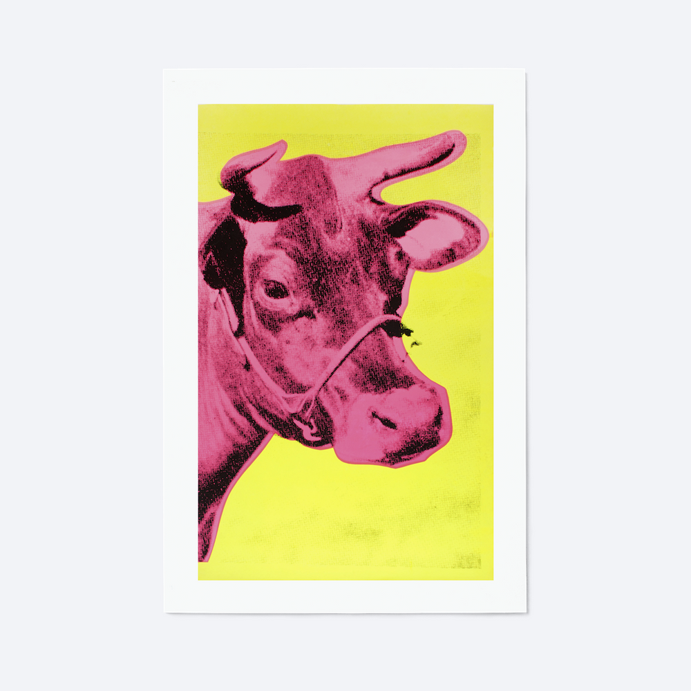 COW (PINK & YELLOW)