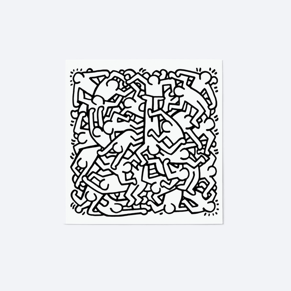 Party of Life · Keith Haring