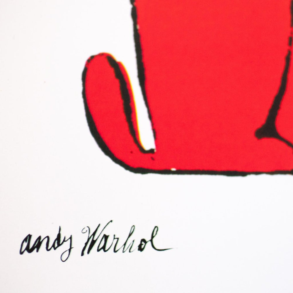 You Are So Litte · Andy Warhol (detail)