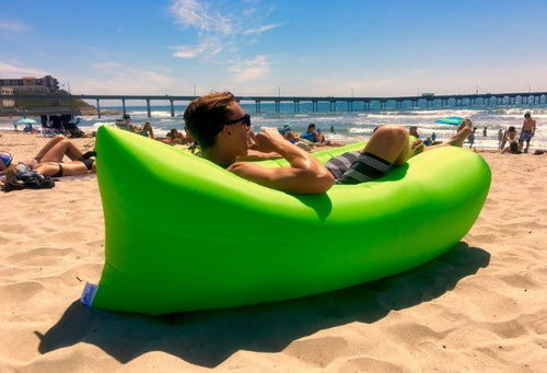The Big Lagoon Inflatable Lounger, Beach Accessories - GLgear.com