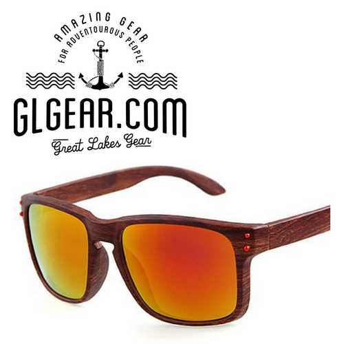 Wood Sunglasses, Apparel & Accessories - GLgear.com