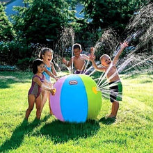 The Big Lagoon Kids Inflatable Beachball Sprinkler, Toys & Games - GLgear.com