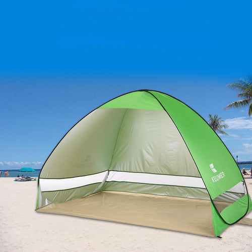 The Big Lagoon 2 Person UV Protection Beach Tent, Beach Accessories - GLgear.com