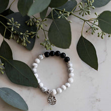 Adoption, Foster Parent & Surrogate Mother Bracelet - Black Onyx