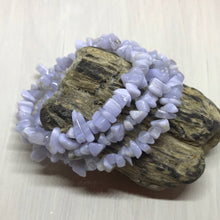 Three-Tiered Memory Wrap Natural Stone Bracelets