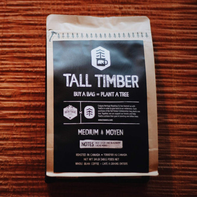 Tall Timber - Tree Planting Coffee