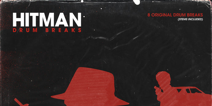 Hitman Drum Breaks v001 Sample Pack Released