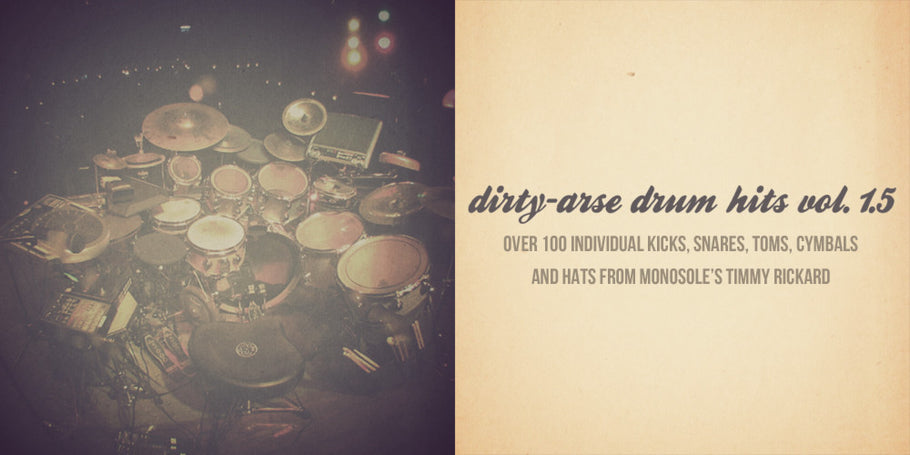 Dirty Arse Drum Hits Gets Reviewed in Music Tech Mag