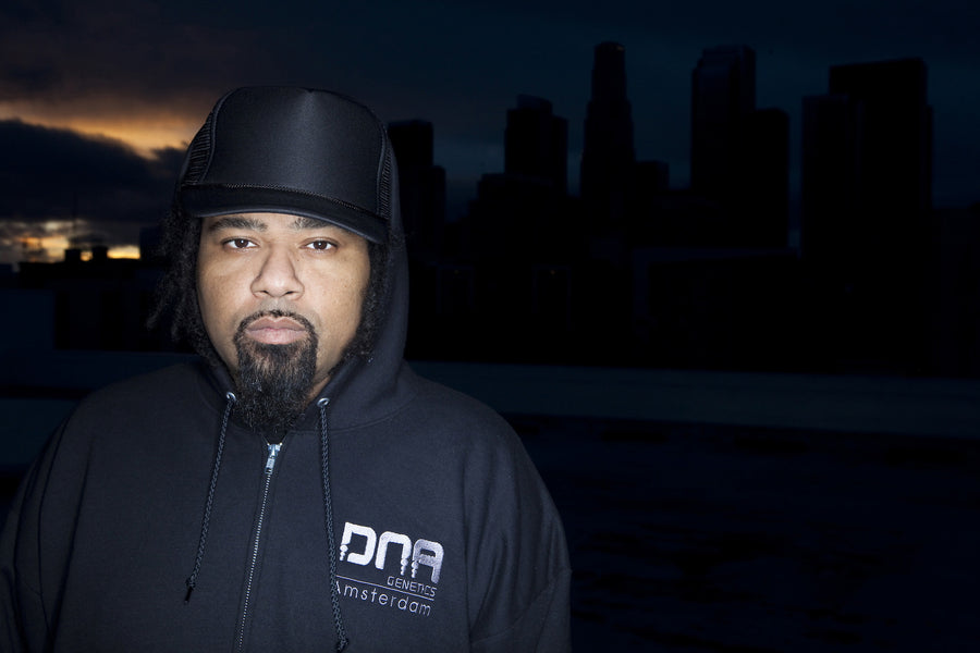 FreshNerd Interview: 21 Questions with Rakaa Iriscience