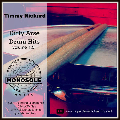 Dirty Arse Drum Hits vol 1.5