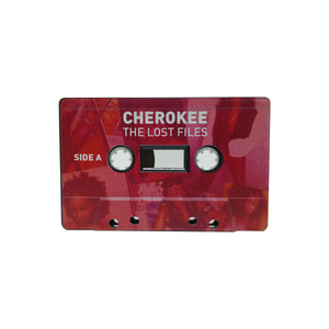 Cherokee - Lost Files (Limited Edition Cassette)