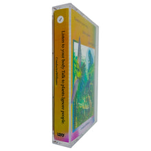 Load image into Gallery viewer, Conductor Williams - Listen to your body. Talk to plants. Ignore people. (Limited Edition Cassette)