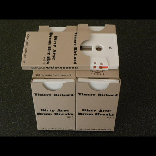 Timmy Rickard - Dirty Arse Drum Breaks Cassette