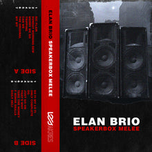 Load image into Gallery viewer, Elan Brio - Speakerbox Melee (Limited Edition Cassette)