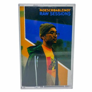 IndescribableINDY - Raw $ession$ (Limited Edition Cassette)