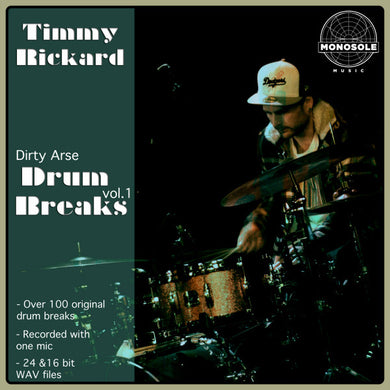Dirty Arse Drum Breaks vol. 1