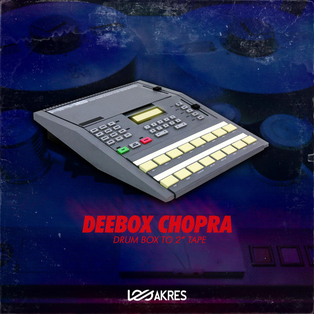 Deebox Chopra (WAV Sample Pack)
