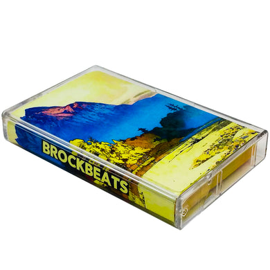 Brockbeats - Lunchtime Sleeps (Limited Edition Cassette)